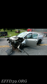 08/12/17 2 Car  Rollover Motor  Vehicle Accident